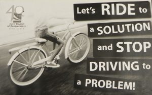 Let's Ride to a Solution and Stop Driving to a Problem!